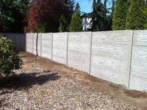 Betonové ploty Jindřichův Hradec